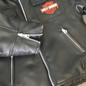 Harley-Davidson Jacket Kids New with no tags Clean